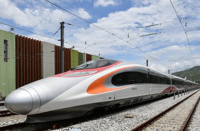 Guangzhou-Shenzhen-Hong Kong High Speed Rail