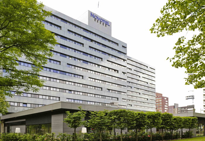 Hotel Novotel Amsterdam City - Exterior
