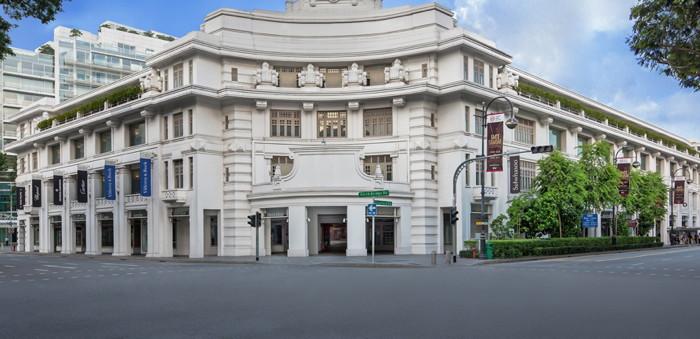 The Capitol Kempinski Hotel Singapore - Exterior