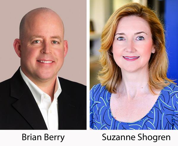 Brian Berry and Suzanne Shogren