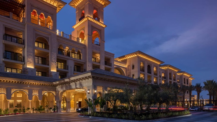 Four Seasons Resort Dubai at Jumeirah Beach -Entrance
