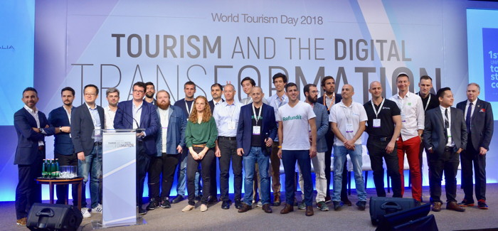 Attendees at World Tourism Day 2018