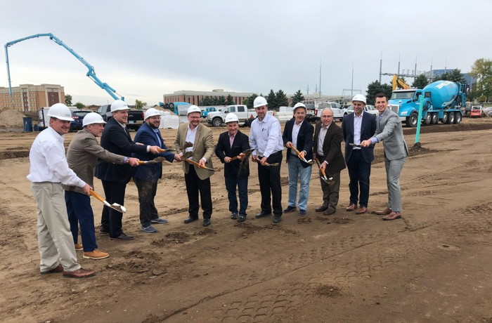Cambria Hotel Minneapolis-Saint Paul Airport Breaks Ground