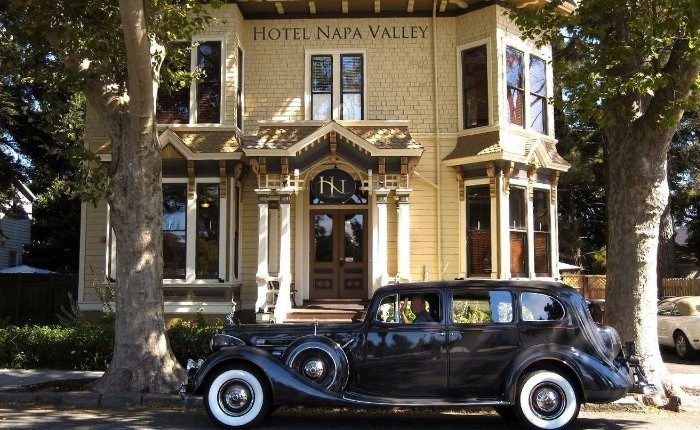 Historic Hotel Napa Valley Joins Ascend Collection