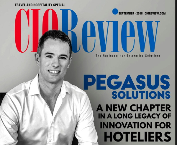 CIO Review Magazine cover