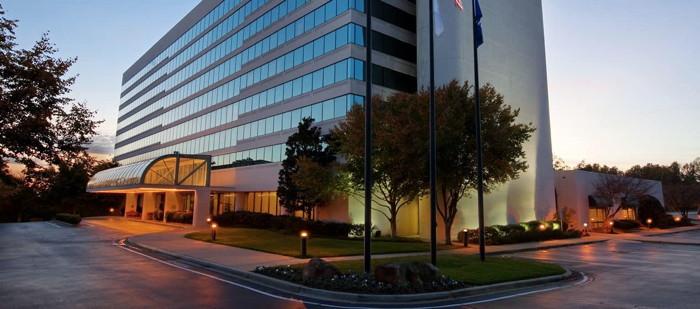 Hilton Greenville Hotel - Exterior