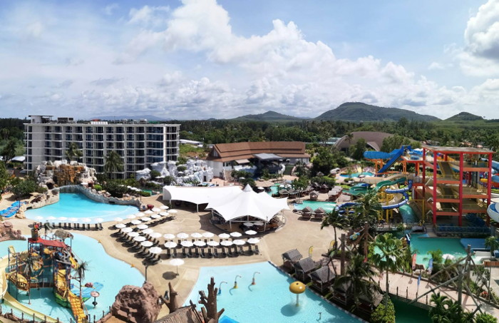 Splash Beach Resort Mai Khao Et Opens In Thailand