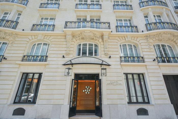 Maison Astor Paris Joins Curio Collection