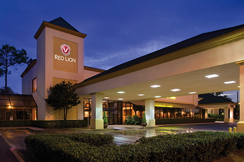 Red Lion® Houston Intercontinental Airport Hotel - Exterior