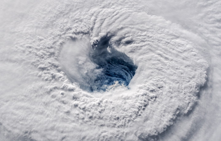 Hurricane Florence - Satelitte Image - Source - Nasa