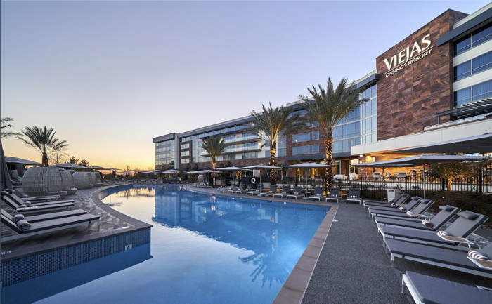 Viejas Casino & Resort - Exterior