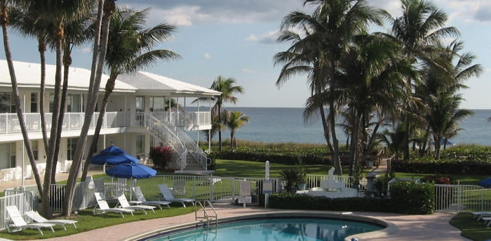 The Wright by the Sea Hotel in Delray Beach - Pool