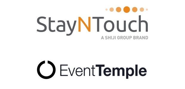 StayNTouch and Event Temple logos