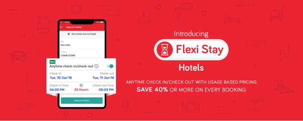 Yata Introduces Flexi Stay Hotels