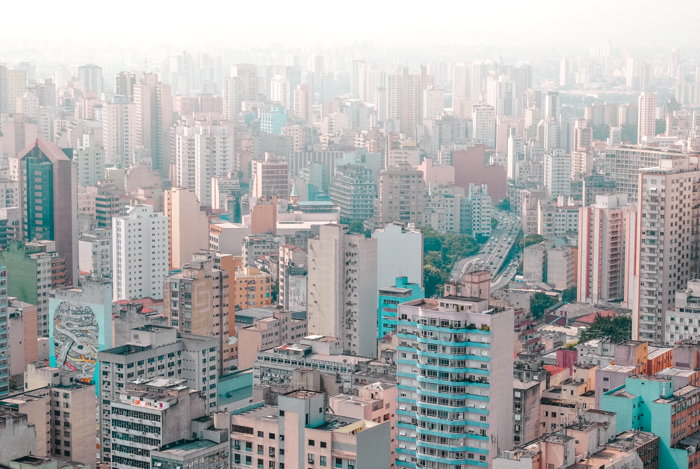 São Paulo skyline - Photo by ckturistando on Unsplash