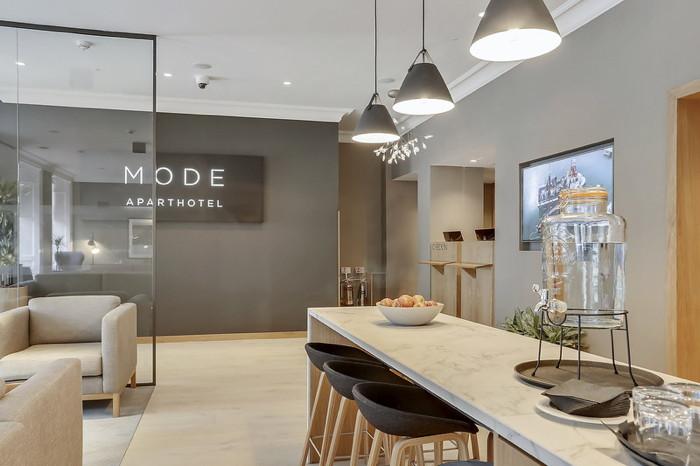 Mode Aparthotel - Lobby