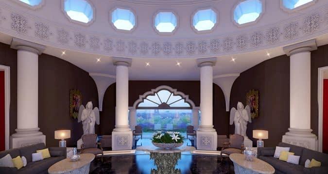 Hilton Guatemala City - Lobby