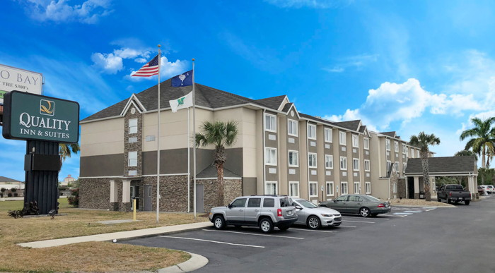 Quality Inn & Suites, Myrtle Beach, South Carolina - Exterior