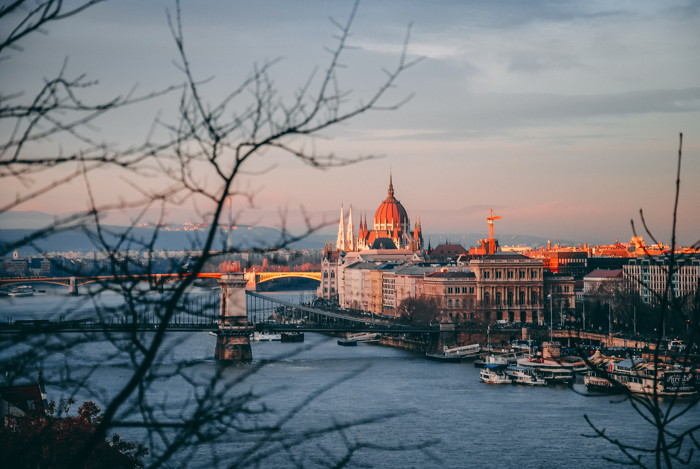 Scenic view of Budapest, Hungary - Photo by Dan Novac on Unsplash