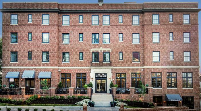 Hotel Weyanoke - Exterior