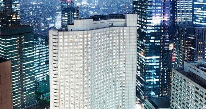 Hilton Tokyo - Exterior
