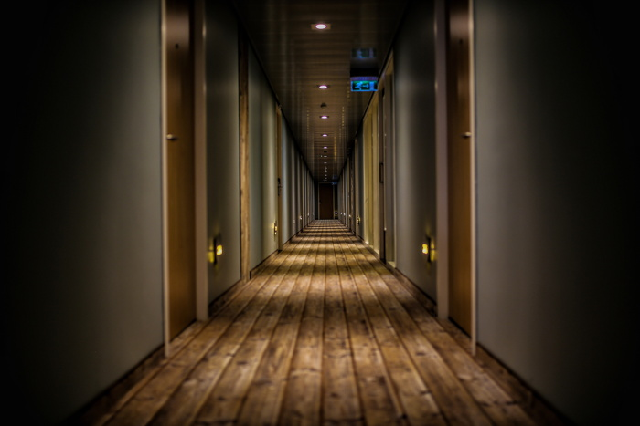 Hallway of building - Photo by runnyrem on Unsplash