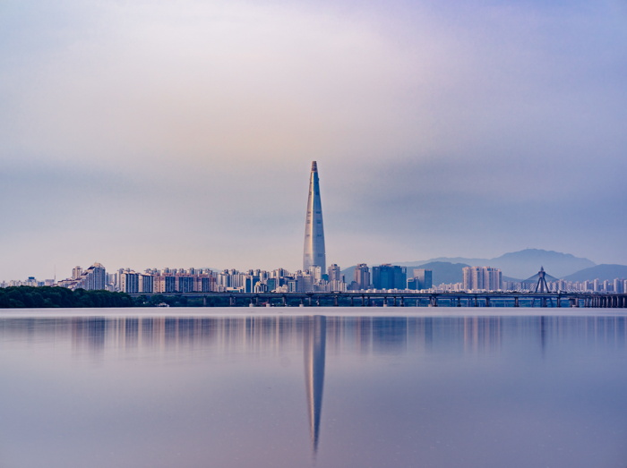Seoul skyline - Photo by Sunyu Kim on Unsplash