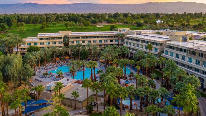 Hyatt Regency Indian Wells Resort & Spa - Exterior