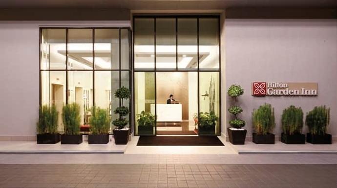 Hilton Garden Inn Puchong - Entrance
