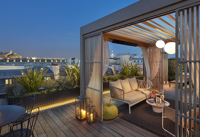 Mandarin Oriental, Paris - Penthouse Floor