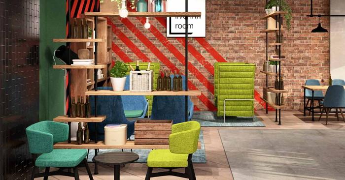 Park Inn by Radisson Poznan - Lounge