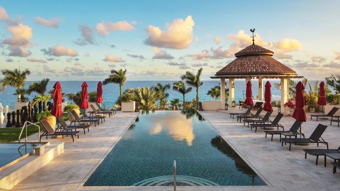Quintessence Hotel Anguilla - Pool