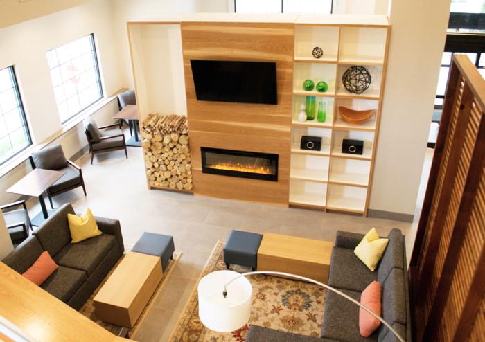Country Inn & Suites by Radisson Hotel in Erie, Pennsylvania - Lobby