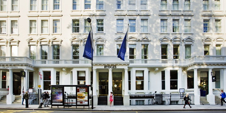 Rydges Kensington London - Exterior