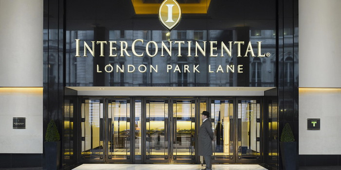 Intercontinental London Park Lane - Entrance