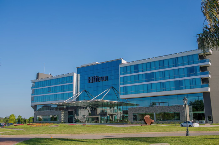 Hilton Pilar Hotel - Exterior