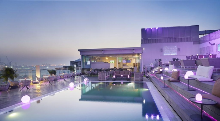 Canvas Hotel Dubai MGallery - Pool