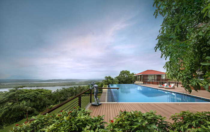 DoubleTree by Hilton Goa – Panaji - Pool