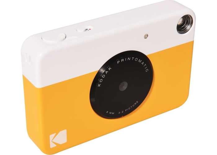 A Kodak Printomatic camera