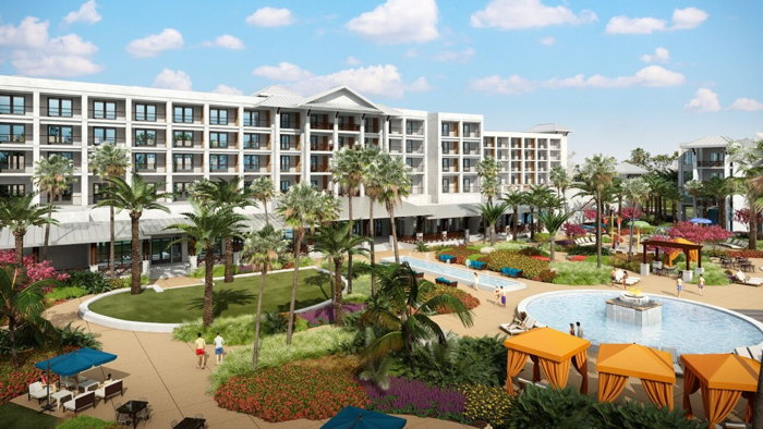 Margaritaville Beach Resort, Panama City Beach to Open in Spring 2021