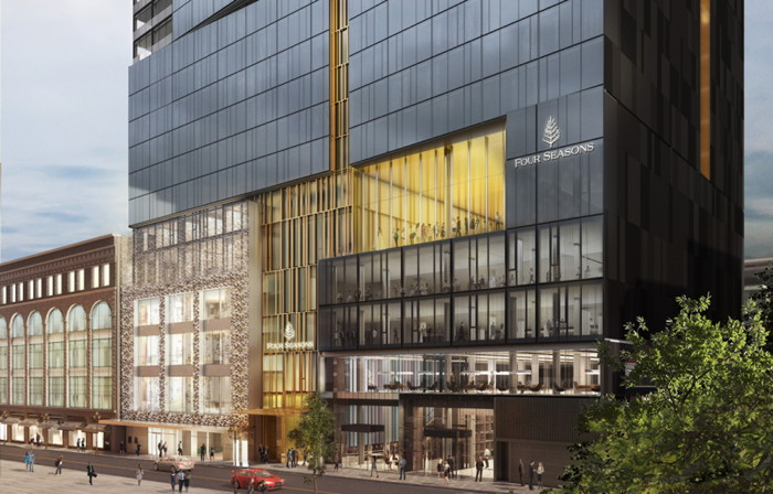Four Seasons Hotel Montreal is Confirming Reservations for Spring 2019 Opening