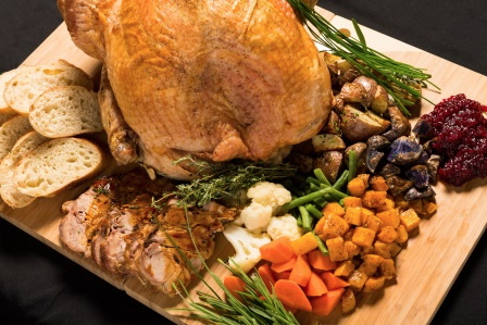 Don't Wing It on Thanksgiving; Let Sales Expectations Soar