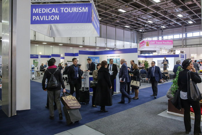 Medical Tourism Pavilion