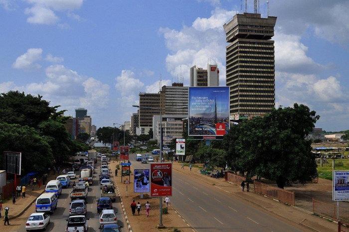 Lusaka – Capital of Zambia - Source Zambia Tourism