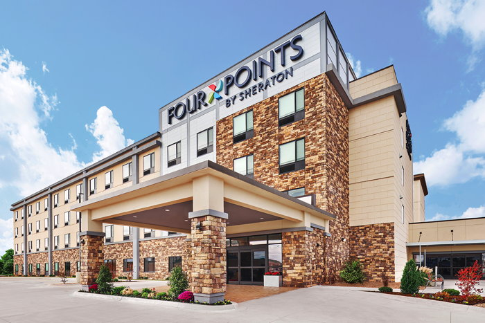 Four Points by Sheraton® in Oklahoma City, Oklahoma - Exterior