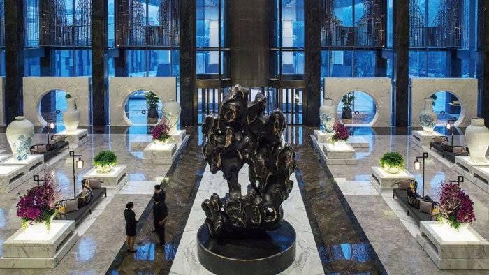 NUO Hotel Beijing - Lobby