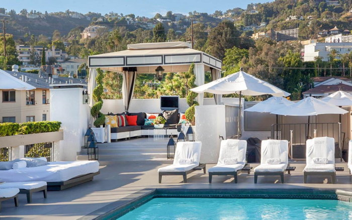 Chamberlain Hotel West Hollywood  - Pool