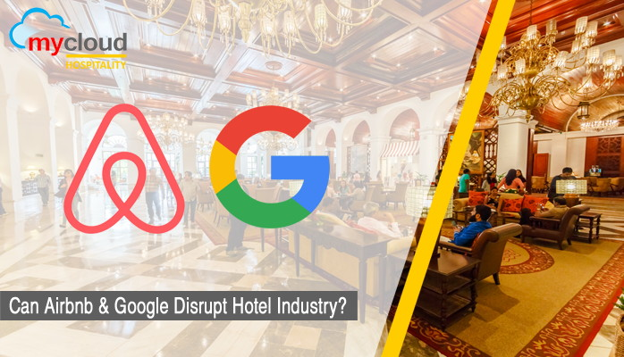 Airbnb and Google logos
