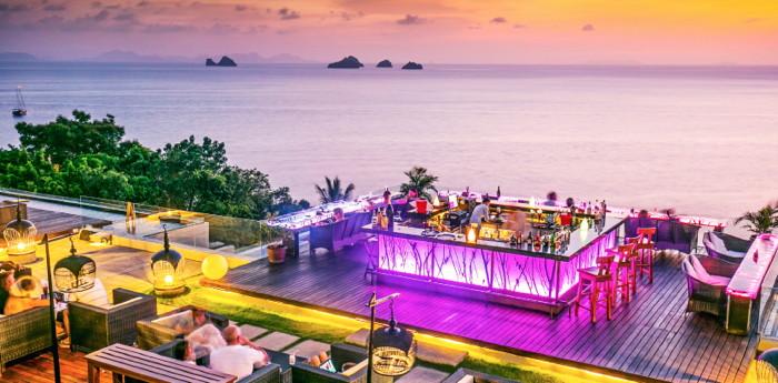 Unnamed beach destination in Koh Samui - Source Horwath HTL Thailand