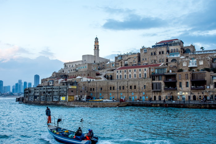 Jaffa, Tel Aviv-Yafo, Israel - Photo by Faruk Kaymak on Unsplash